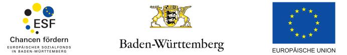 ESF - Chancen Foerdern, BW, EU